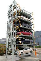 Смарт парковка многоуровневая парковка  закажите расчет.Роторная парковка.