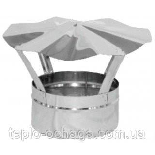 Грибок для дымохода AISI 304, фото 2