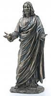 Статуэтка Иисус из полистоуна от производителя Veronese.