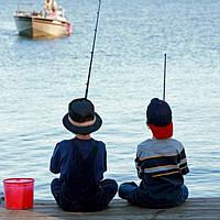 Активность клева рыбы в Украине 24 и 25 июня