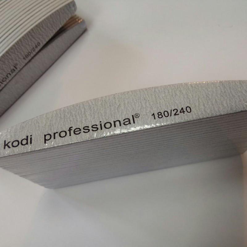 Пилочка для ногтей 180/240 kodi 25 шт