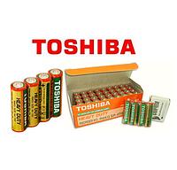 Батарейка Toshiba R06 (40 шт.) Пальчиковая