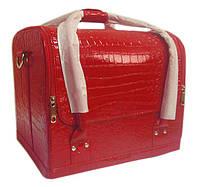 Кейс для косметики Красный