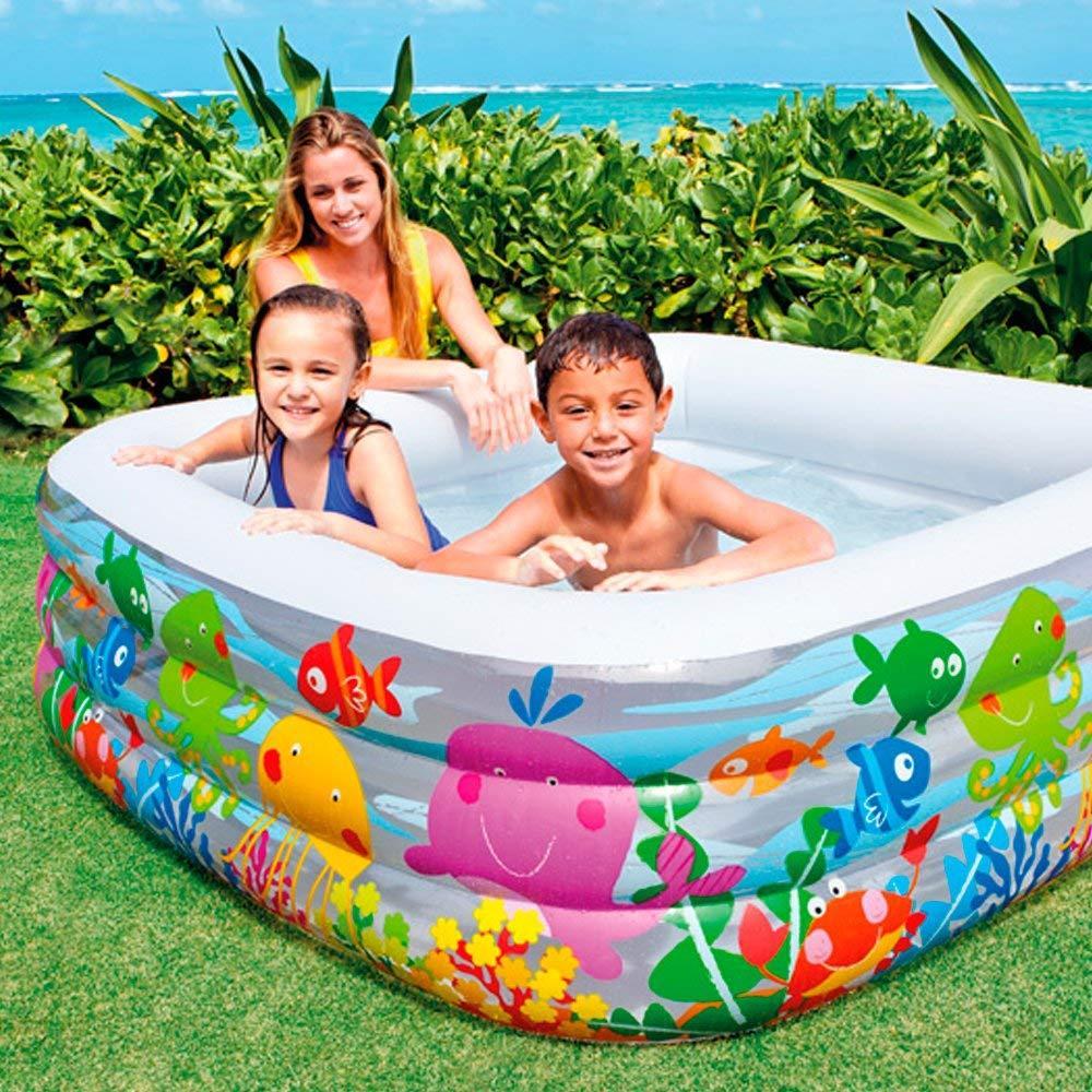 Надувной бассейн - Intex 57471NP