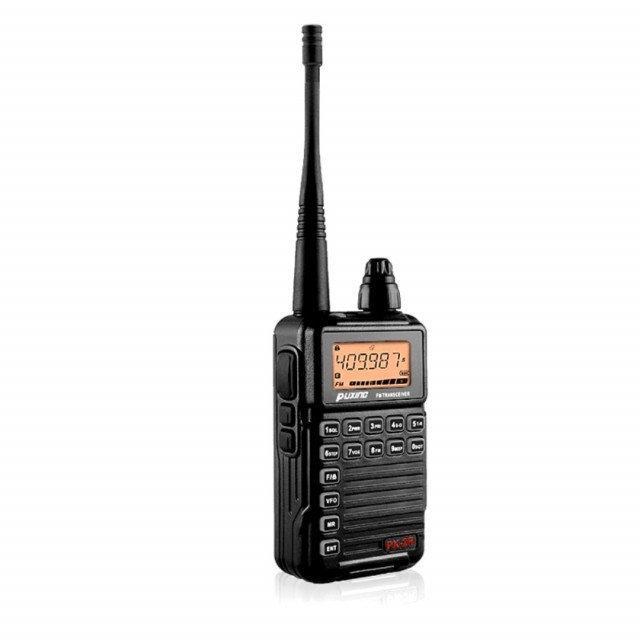 Рация Puxing PX-2R UHF-диапазоне частот (400-470MHz). Новая переносная ридиостанция. Портативна рація.