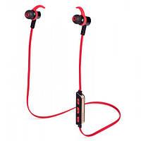 Наушники Vinga EBT050 Bluetooth Red EBT050RD, КОД: 955298