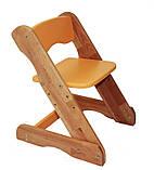 Детский стульчик оранжевый от производителя! (с регулировкой), фото 4