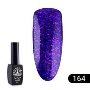 Гель лак Global Fashion BLACK ELITE (8 мл) 164