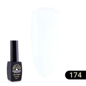 Гель лак Global Fashion BLACK ELITE (8 мл) 174