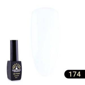 Гель лак Global Fashion BLACK ELITE (8 мл) 174, фото 2