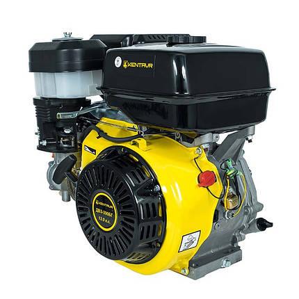 Двигатель Кентавр ДВЗ-390БГ (13 л.с., шпонка, вал 25мм, газ-бензин) , фото 2