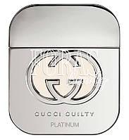 Gucci Guilty Platinum Edition EDT 50ml Eau de Toilette