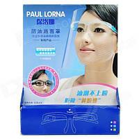 Защитная маска Paul Lorna PC в розовой оправе