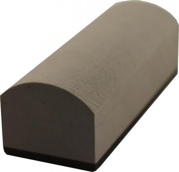 """Шлифовальная колодка """"Вайт"""" (серия """"VTP""""), вид С2, ''Profi'', серая полукргулая, 135х55хR35мм"""