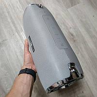 Портативная Bluetooth Колонка Hopestar A6 БАС ОРИГИНАЛ беспроводная водонепроницаемая акустика серая