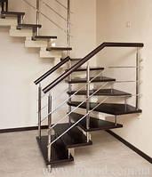 Лестницы, ограждения, комплектующие