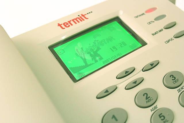 Стационарный GSM телефон Termit FixPhone GSM v2, фото 2