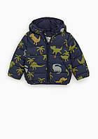 Куртка Zara демисезонная для мальчиков 9-12 мес (80 см)