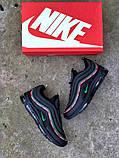 Чоловічі кросівки Nike Air Max 97 x UNDEFEATED, фото 4