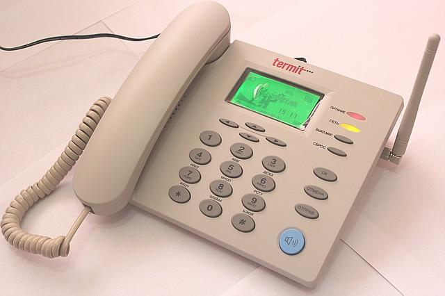 Termit FixPhone GSM V2 Стационарный GSM телефон