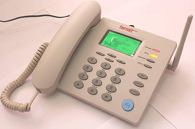 Termit FixPhone GSM V2 Стационарный GSM телефон , фото 2