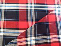 Ткань шотландка, клетка