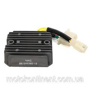 Реле регулятор напряжения на  Honda XL600V Transalp, XLV750R, VF 700 C  SHADOW, VT800C, VT 800, фото 2