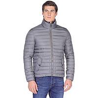 Куртка мужская Geox M7429C DARK ROCK 56 Серый M7429CDKRK, КОД: 705971