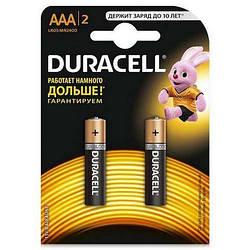 Елементи живлення AAA 2шт. DURAСELL 1.5V LR03 Бельгія