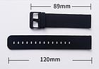 Ремешок  LOPBEN для смарт-часов Xiaomi AMAZFIT Bip / 20 мм Orange (Оранжевый), фото 4