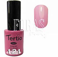 Гель-лак Tertio №121, 10ml