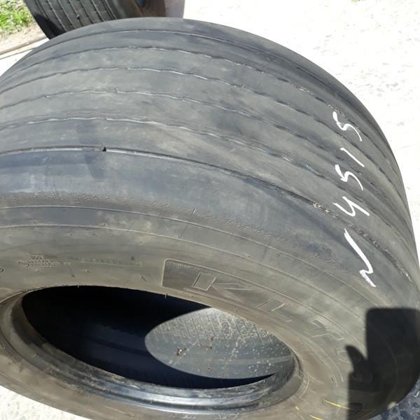 Грузовые шины б.у. / резина бу 435.50.r19.5 Kumho KLT03 Кумхо. Мегаход