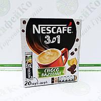 Кофе Nescafe 3в1 Choco Hazelnut Mix Чоко Хэйзелнат микс 20*16г (24)