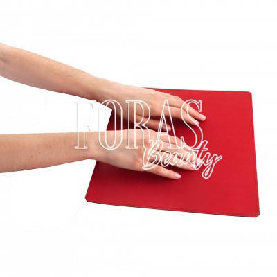 Яркий коврик для маникюра из эко-кожи, фото 2