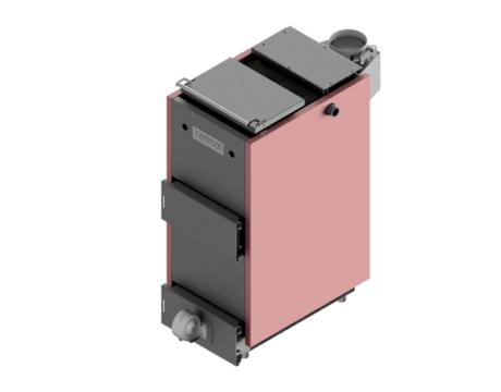 Твердотопливный котел шахтного типа Termico КДГ 25 кВт (Термико)