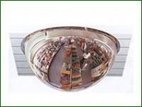 Купольное обзорное зеркала Д-1000мм