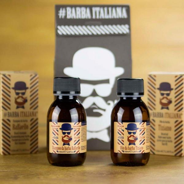 Мужской подарочный набор Уход за бородой Barba Italiana SPECIAL DUO