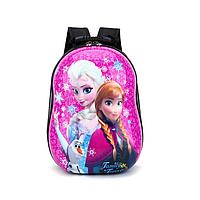 Детский рюкзак жесткий с рисунком Фрозен