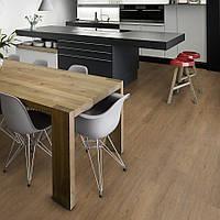 Wicanders E1XF001 Elegant Dark Oak Wood Resist+ замковая виниловая плитка