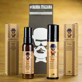 Мужской подарочный набор для бритья Special Duo Barba Italiana