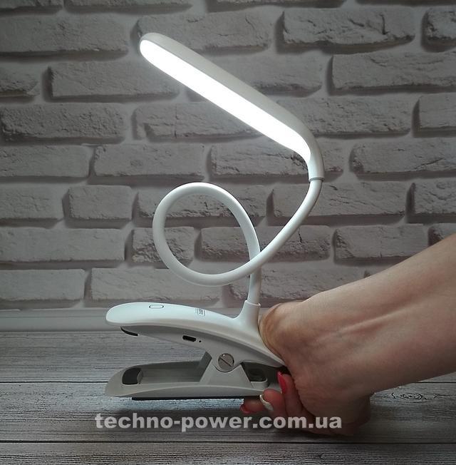 Настольная лампа-прищепка Remax RT-E195