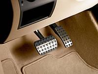 Накладки на педали Mercedes-Benz A1662902601, АКПП (2шт)