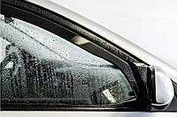 Дефлекторы окон (ветровики) ГАЗ Газель 2005- 2D (вставные, дашки) кт - 2 шт 23407