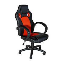 Крісло комп'ютерне Daytona чорно/червоне