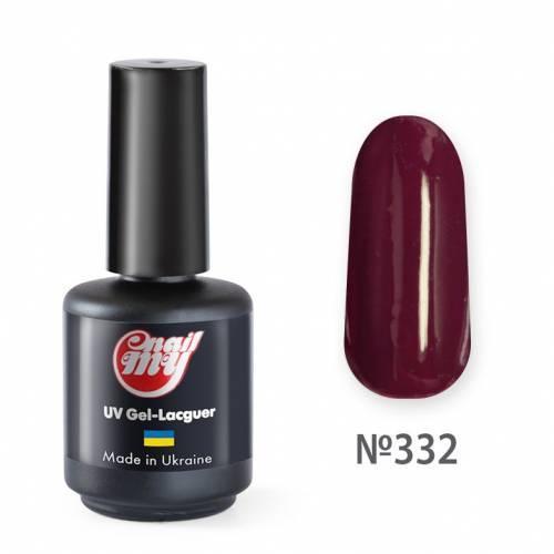 Цветной гель-лак My Nail №332, 9 мл