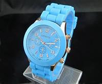 Часы наручные Geneva цвет голубой