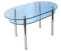 Стол кухонный стеклянный КС-6