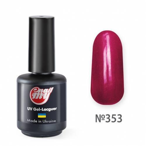 Цветной гель-лак My Nail №353, 9 мл