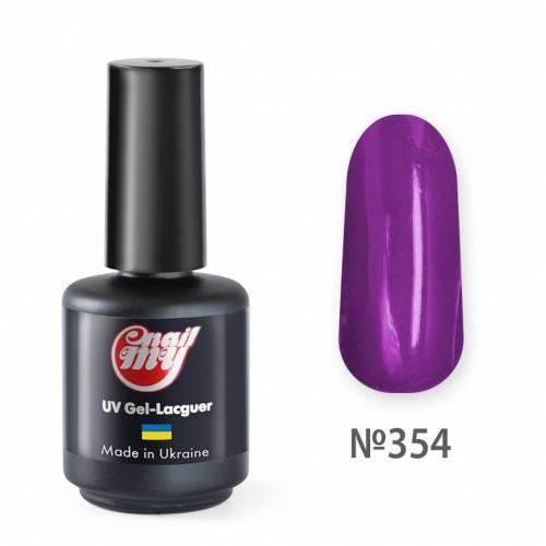 Цветной гель-лак My Nail №354, 9 мл