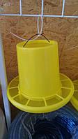 Годівниця жовта об'єм 3 л